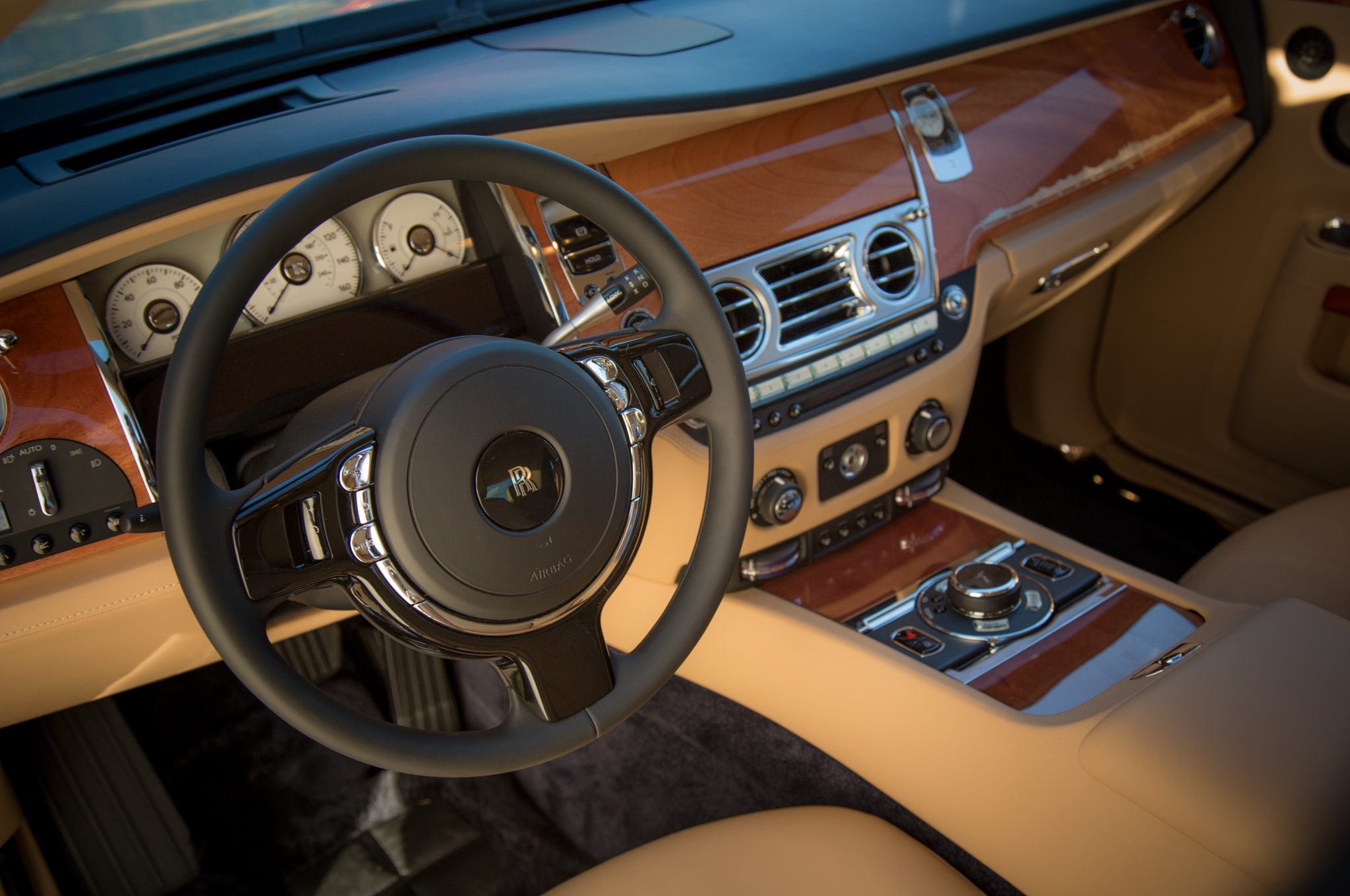 Rolls-Royce Ghost I 2010 - 2014 Sedan #4