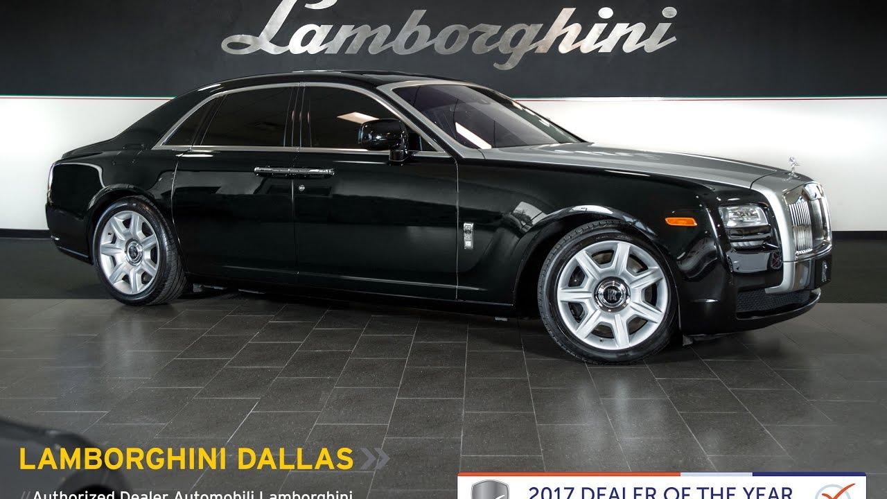 Rolls-Royce Ghost I 2010 - 2014 Sedan #1