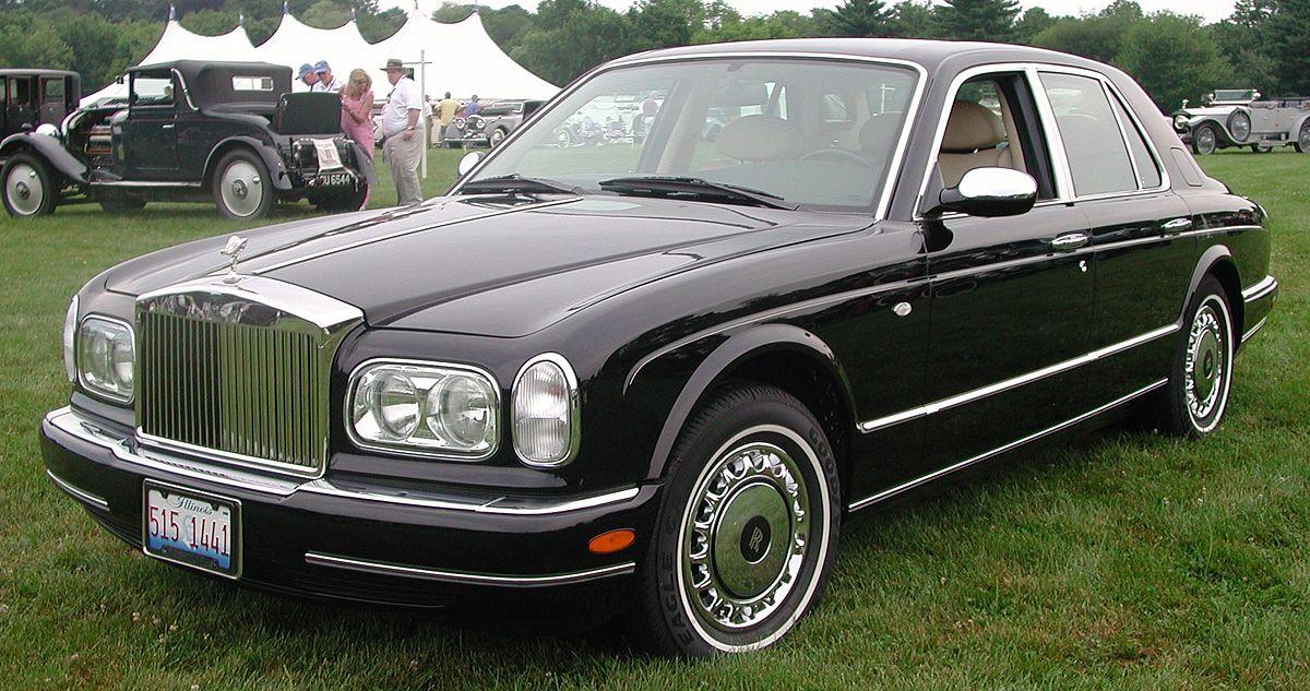 Rolls-Royce Silver Seraph 1998 - 2002 Sedan #8