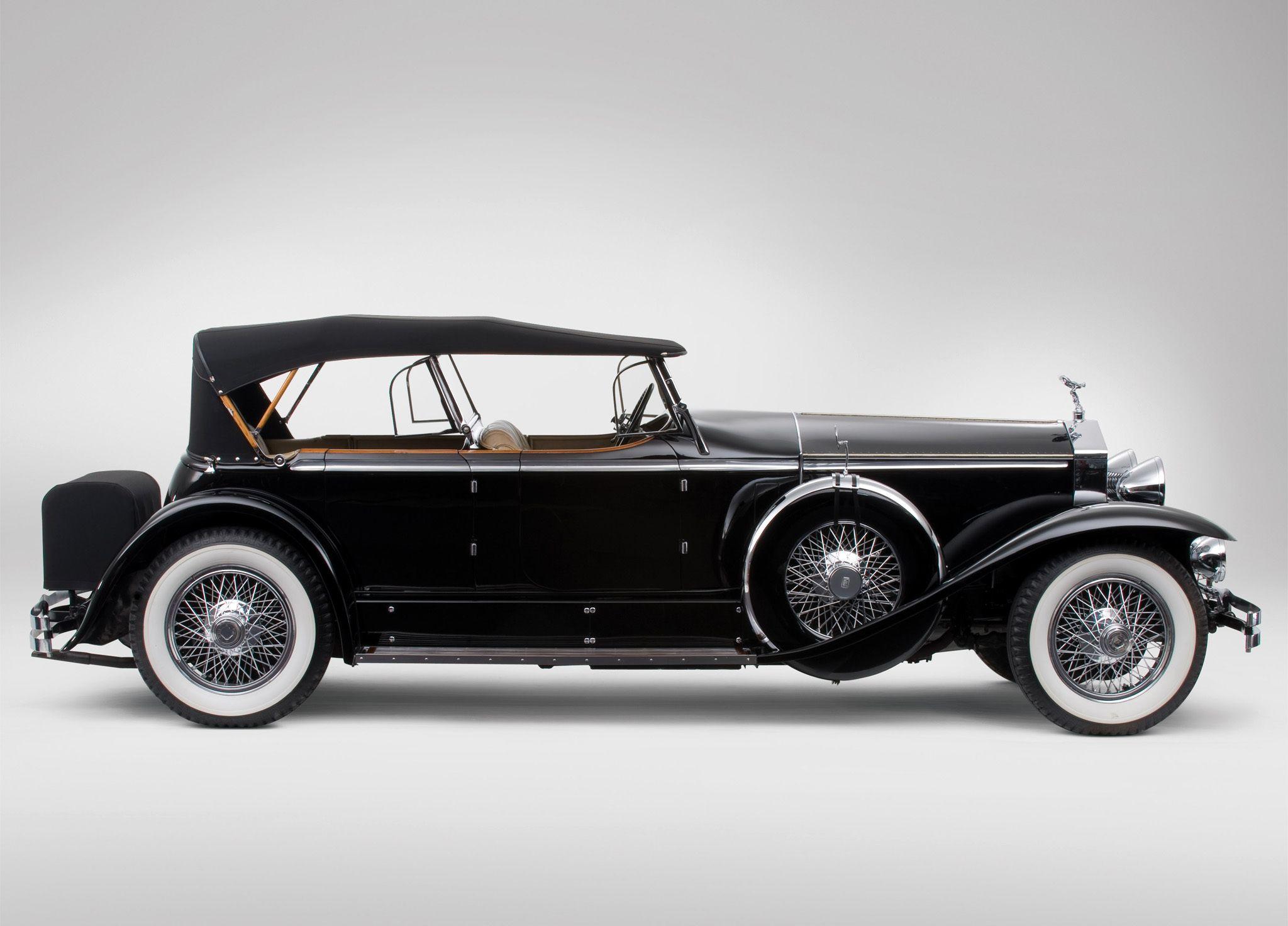 Rolls-Royce Phantom I 1925 - 1931 Sedan #3