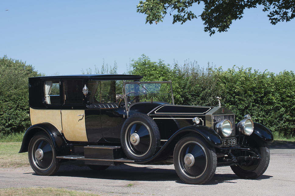 Rolls-Royce Phantom I 1925 - 1931 Sedan #6