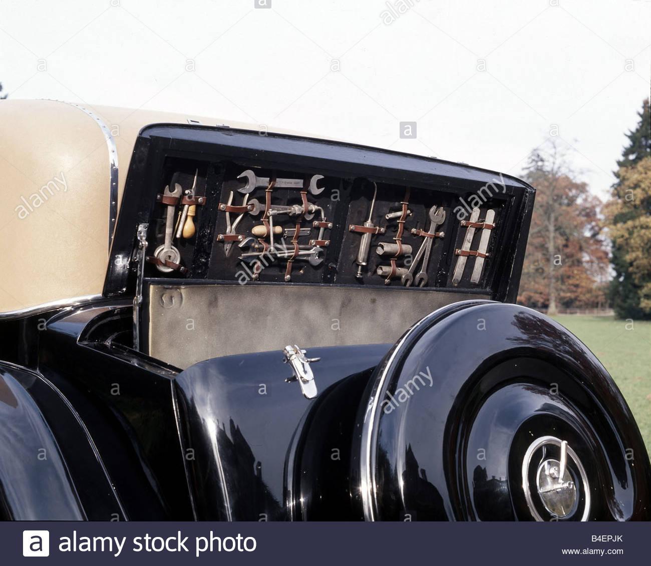 Rolls-Royce Phantom III 1936 - 1939 Sedan #3