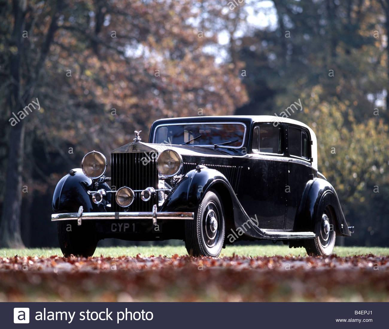 Rolls-Royce Phantom III 1936 - 1939 Sedan #1
