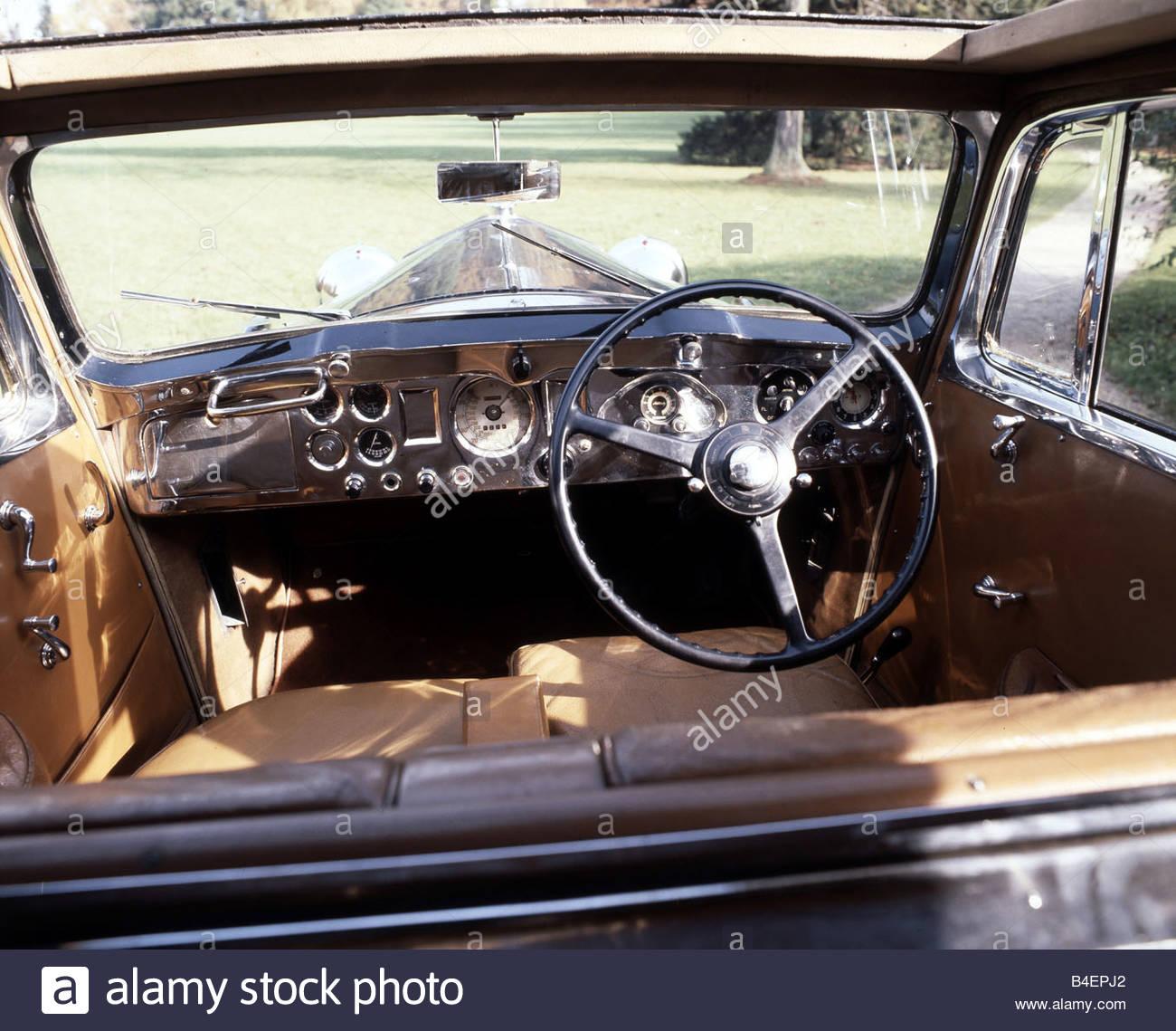 Rolls-Royce Phantom III 1936 - 1939 Sedan #7