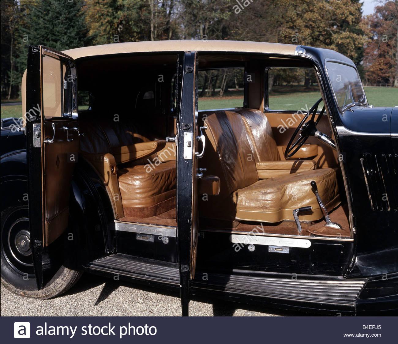 Rolls-Royce Phantom III 1936 - 1939 Sedan #5