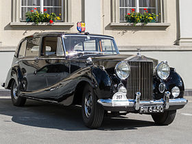 Rolls-Royce Phantom IV 1950 - 1956 Sedan #7