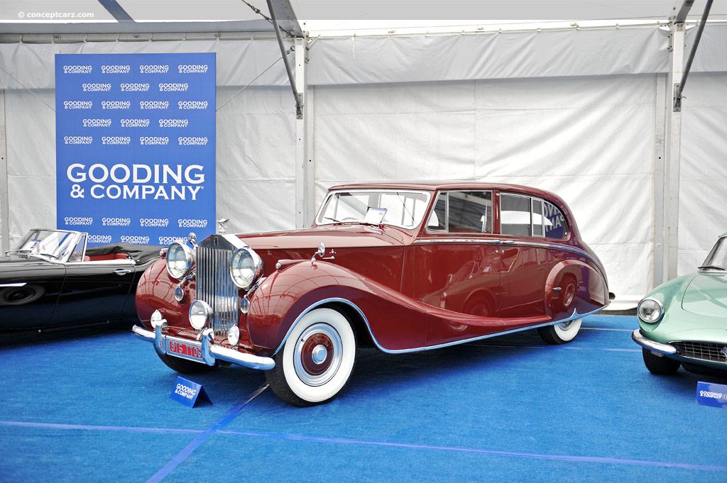 Rolls-Royce Phantom IV 1950 - 1956 Sedan #6