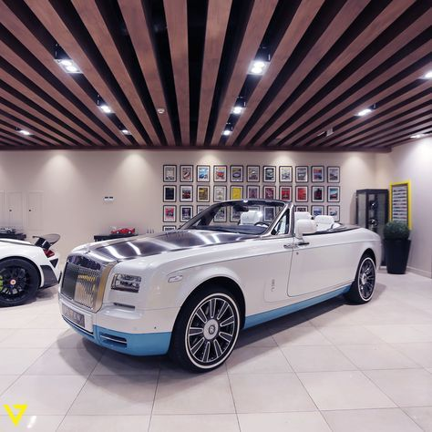 Rolls-Royce Phantom VII Restyling (Series II) 2012 - now Cabriolet #3