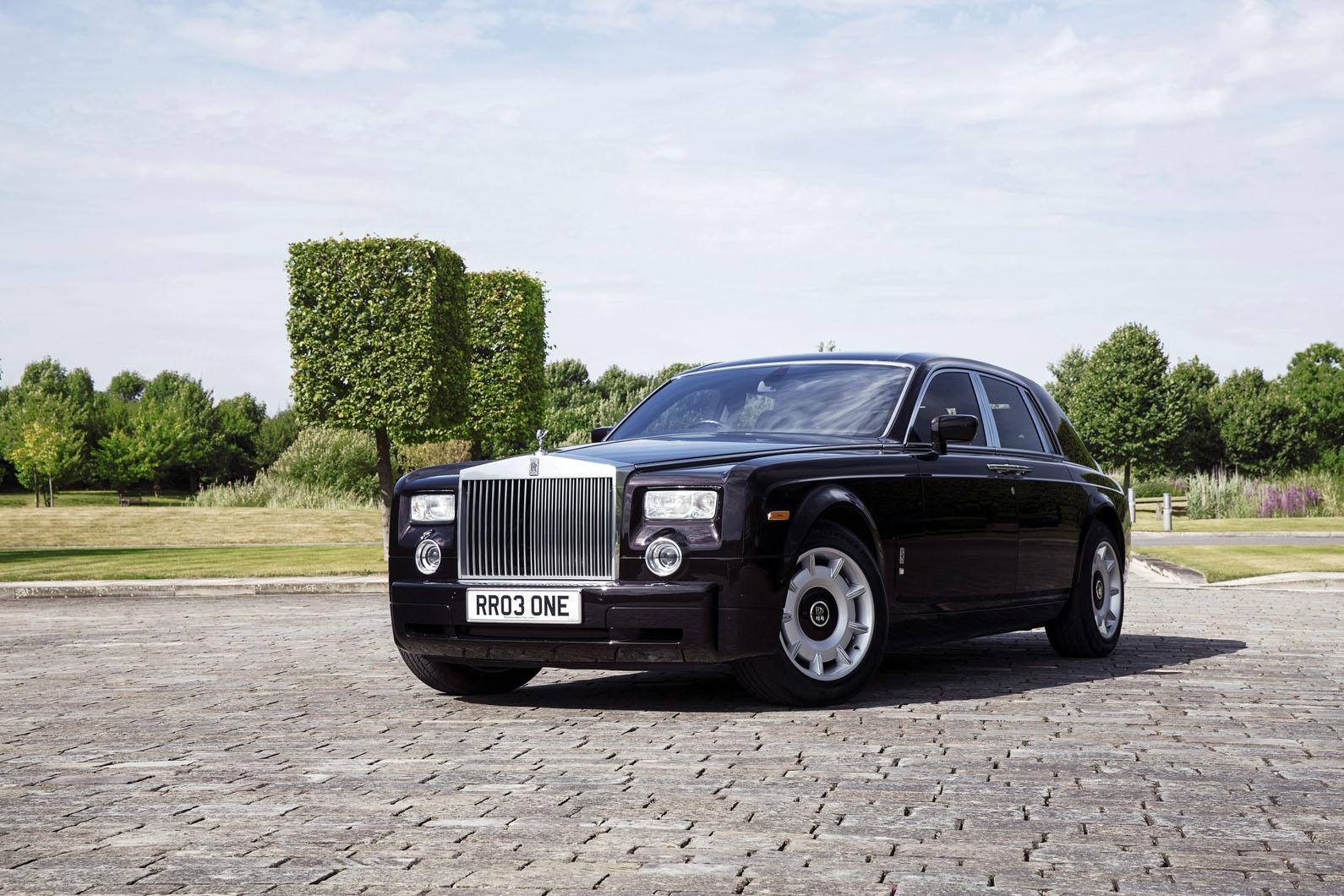 Rolls-Royce Phantom VII Restyling (Series II) 2012 - now Coupe #7