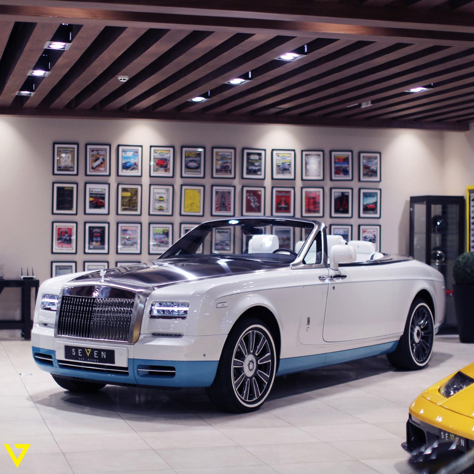 Rolls-Royce Phantom VII Restyling (Series II) 2012 - now Cabriolet #2