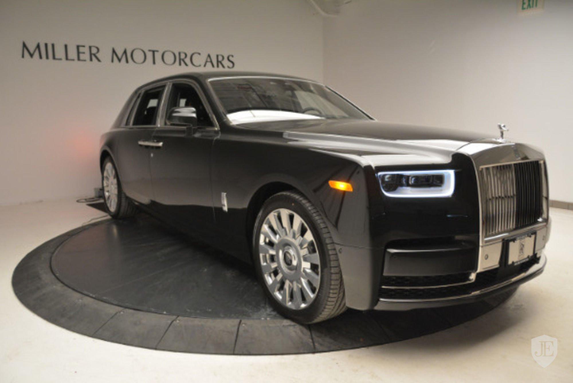 Rolls-Royce Phantom VII Restyling (Series II) 2012 - now Cabriolet #6
