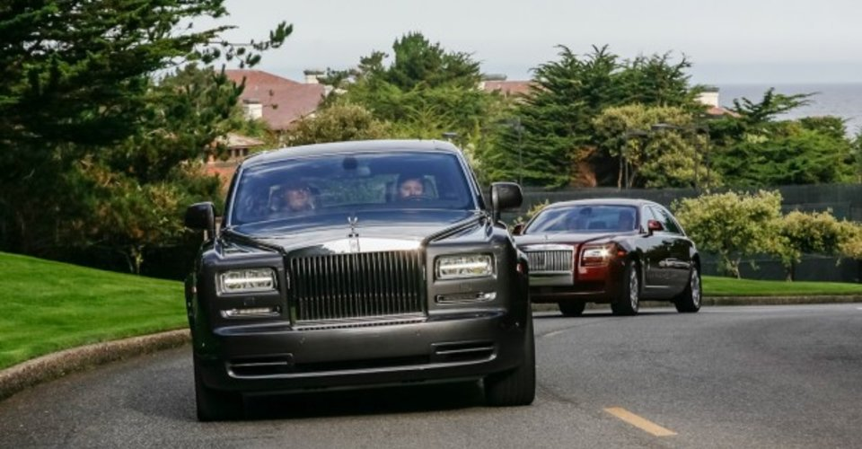 Rolls-Royce Phantom VII Restyling (Series II) 2012 - now Cabriolet #5