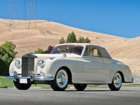 Rolls-Royce Silver Cloud I 1955 - 1958 Sedan #3