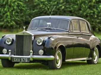 Rolls-Royce Silver Cloud I 1955 - 1958 Sedan #2