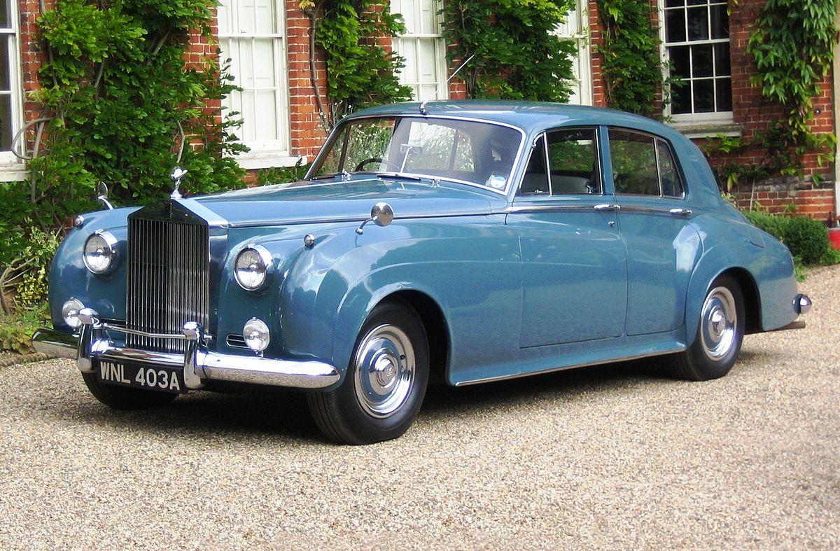 Rolls-Royce Silver Cloud I 1955 - 1958 Sedan #4