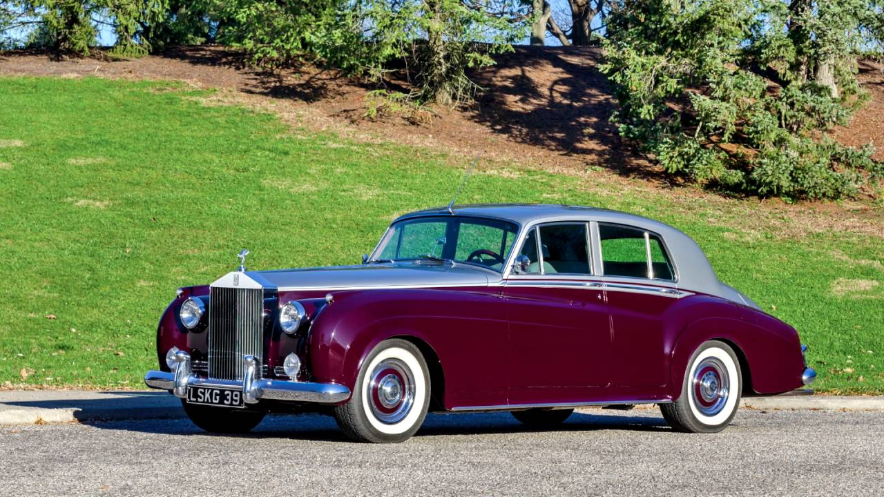 Rolls-Royce Silver Cloud I 1955 - 1958 Sedan #1