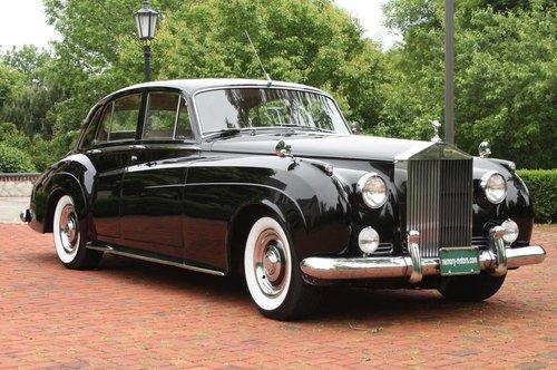 Rolls-Royce Silver Cloud I 1955 - 1958 Sedan #6