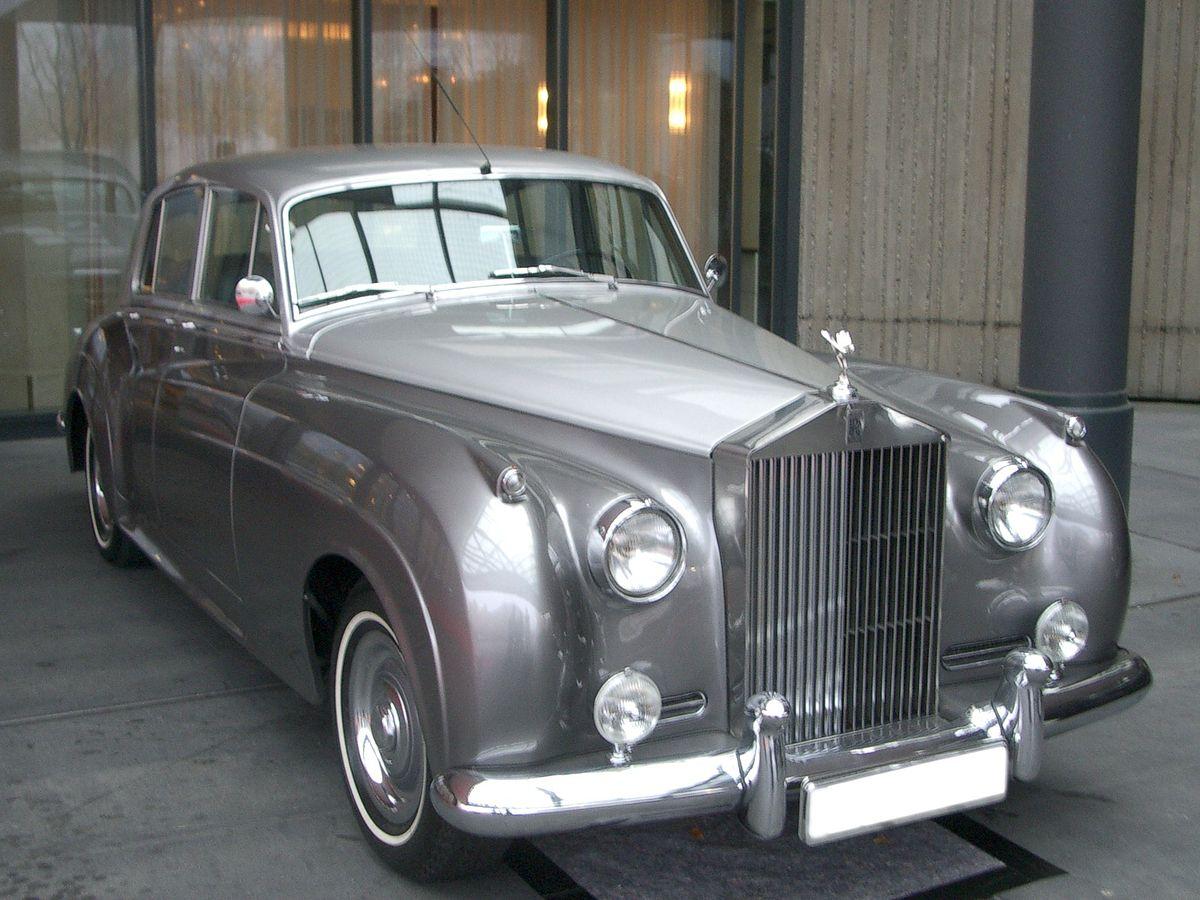 Rolls-Royce Silver Cloud I 1955 - 1958 Sedan #8