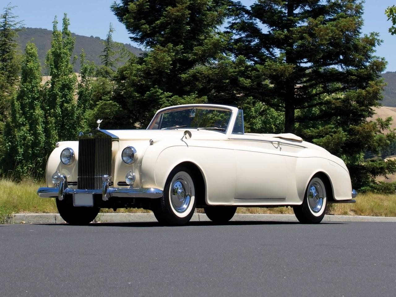 Rolls-Royce Silver Cloud II 1959 - 1962 Sedan #5
