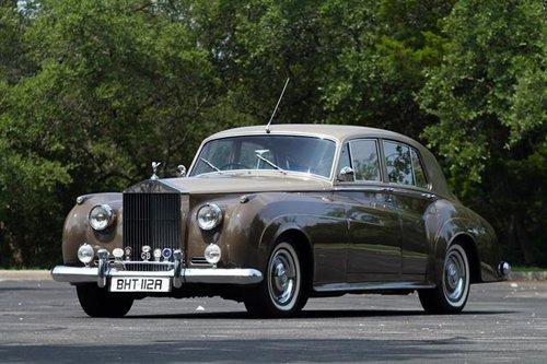 Rolls-Royce Silver Cloud II 1959 - 1962 Sedan #3
