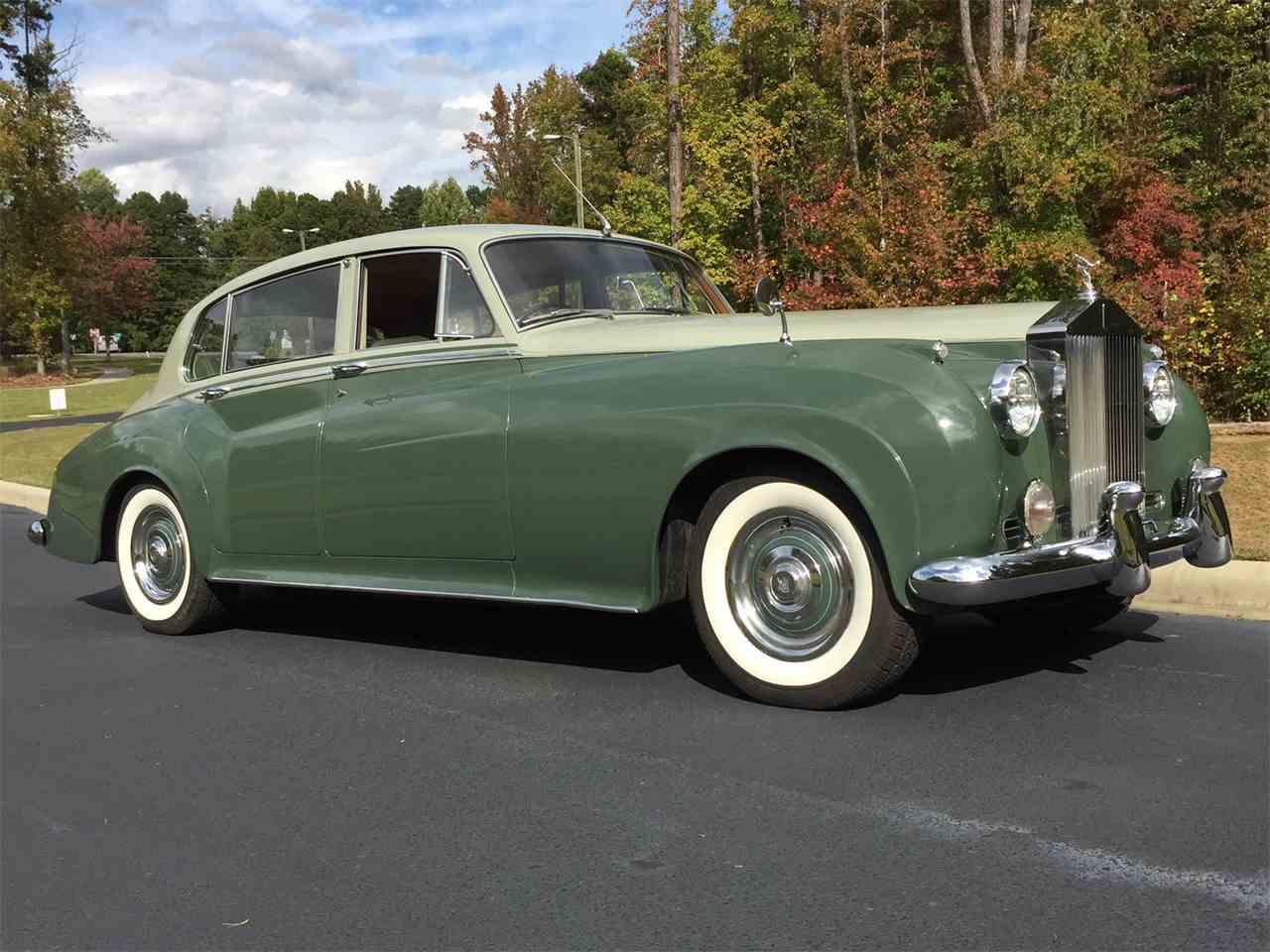 Rolls-Royce Silver Cloud II 1959 - 1962 Sedan #2