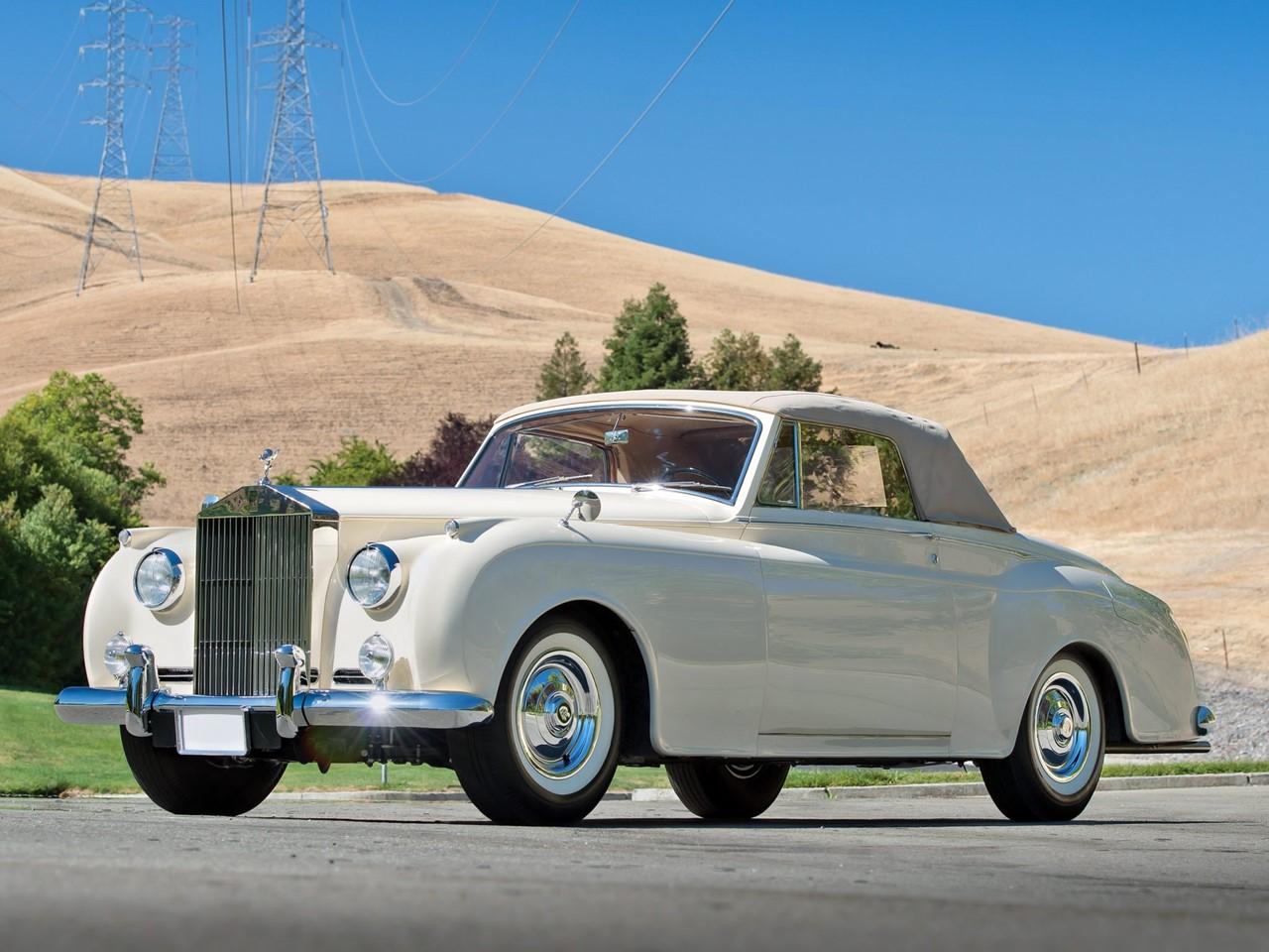 Rolls-Royce Silver Cloud II 1959 - 1962 Sedan #6