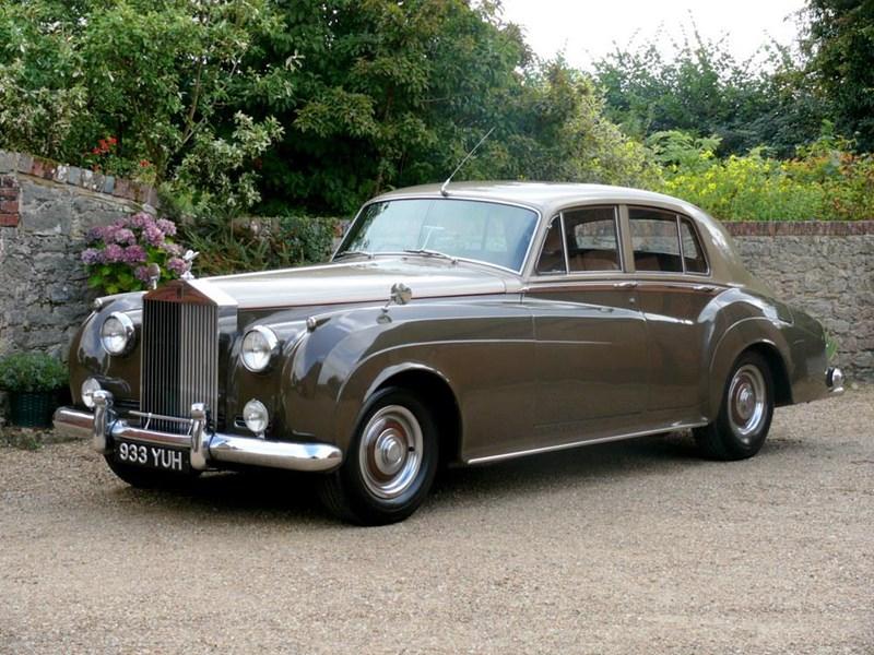 Rolls-Royce Silver Cloud II 1959 - 1962 Sedan #1