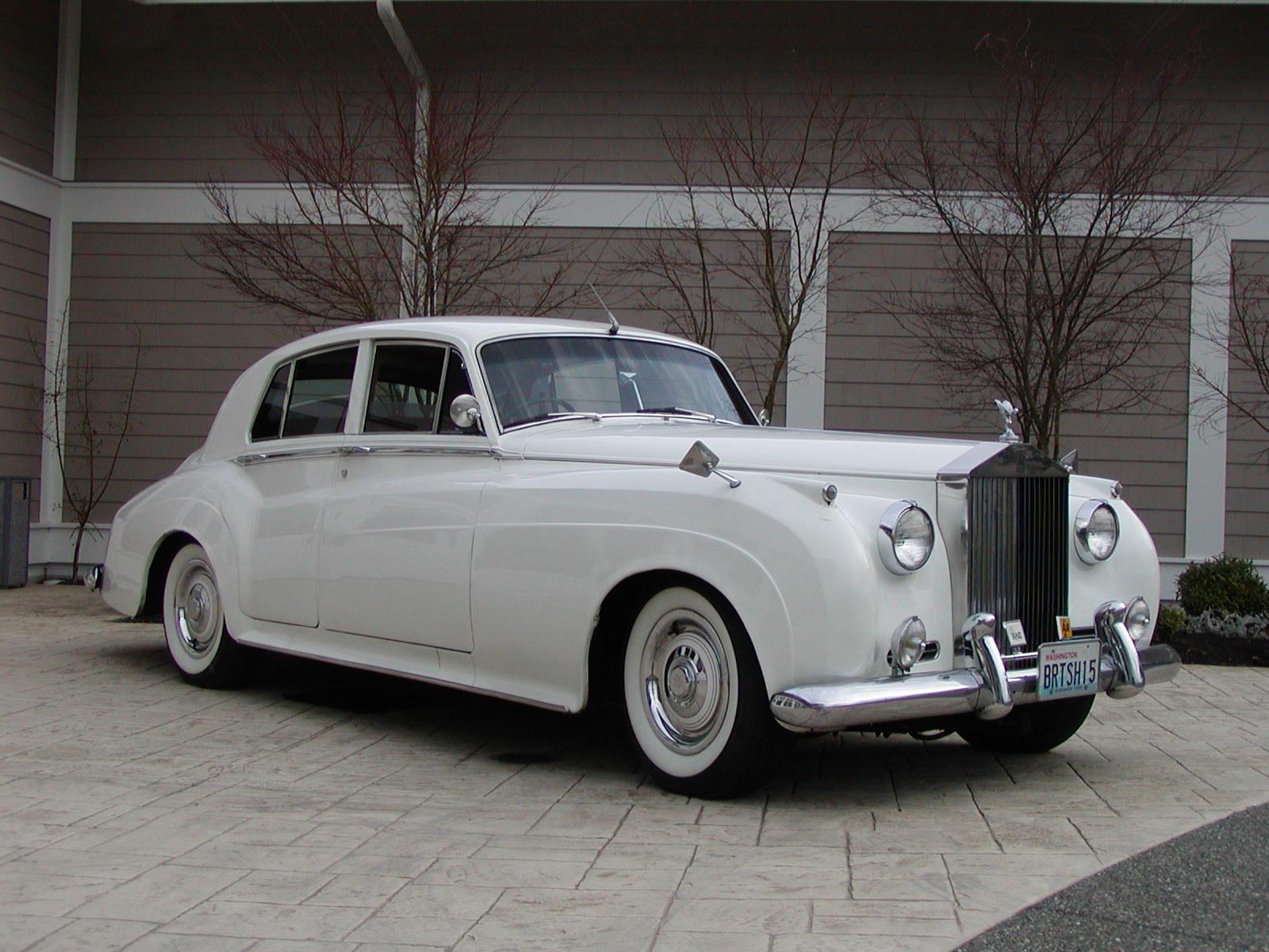Rolls-Royce Silver Cloud II 1959 - 1962 Sedan #4