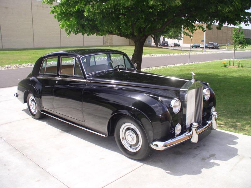 Rolls-Royce Silver Cloud II 1959 - 1962 Sedan #7