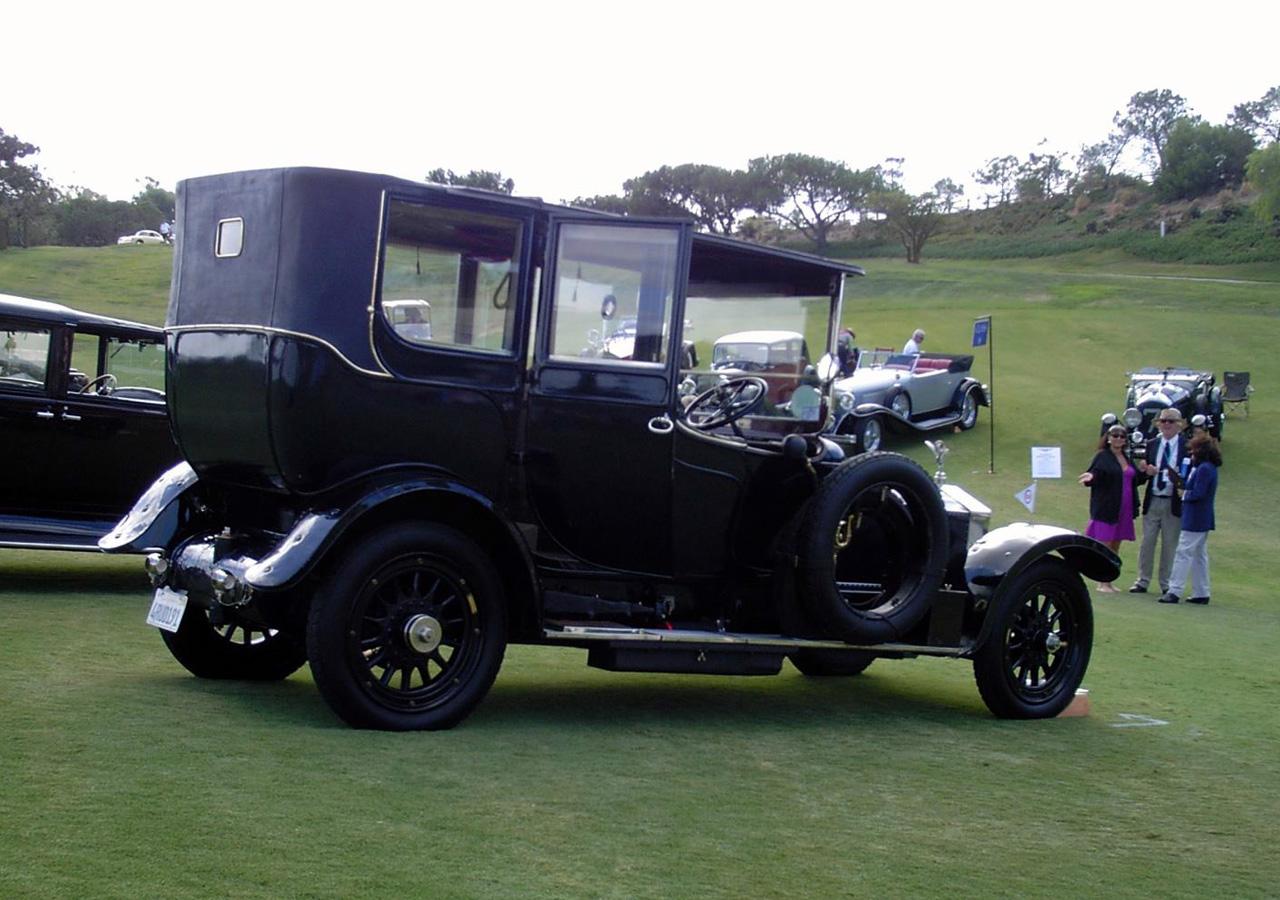 Rolls-Royce Silver Ghost 1906 - 1926 Cabriolet #3