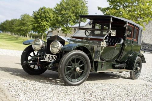 Rolls-Royce Silver Ghost 1906 - 1926 Cabriolet #7