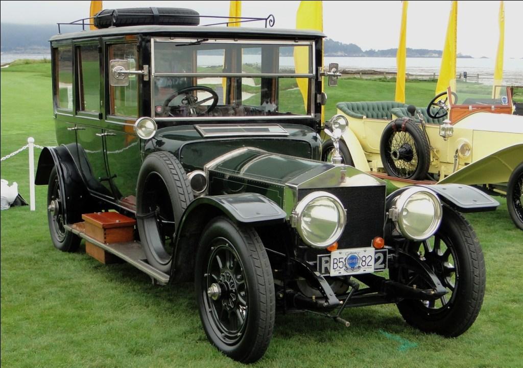 Rolls-Royce Silver Ghost 1906 - 1926 Cabriolet #6