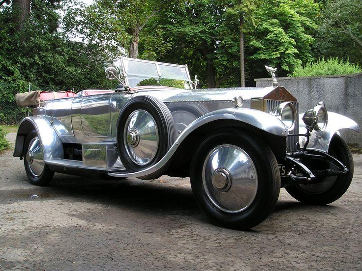 Rolls-Royce Silver Ghost 1906 - 1926 Cabriolet #5