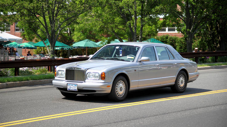 Rolls-Royce Silver Seraph 1998 - 2002 Sedan #2