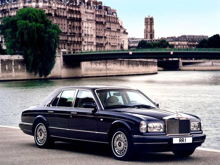 Rolls-Royce Silver Seraph 1998 - 2002 Sedan #7
