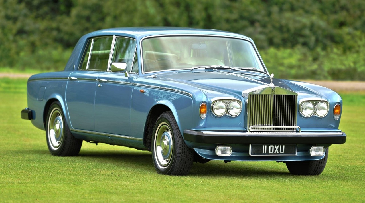 Rolls-Royce Silver Shadow 1965 - 1980 Sedan #8