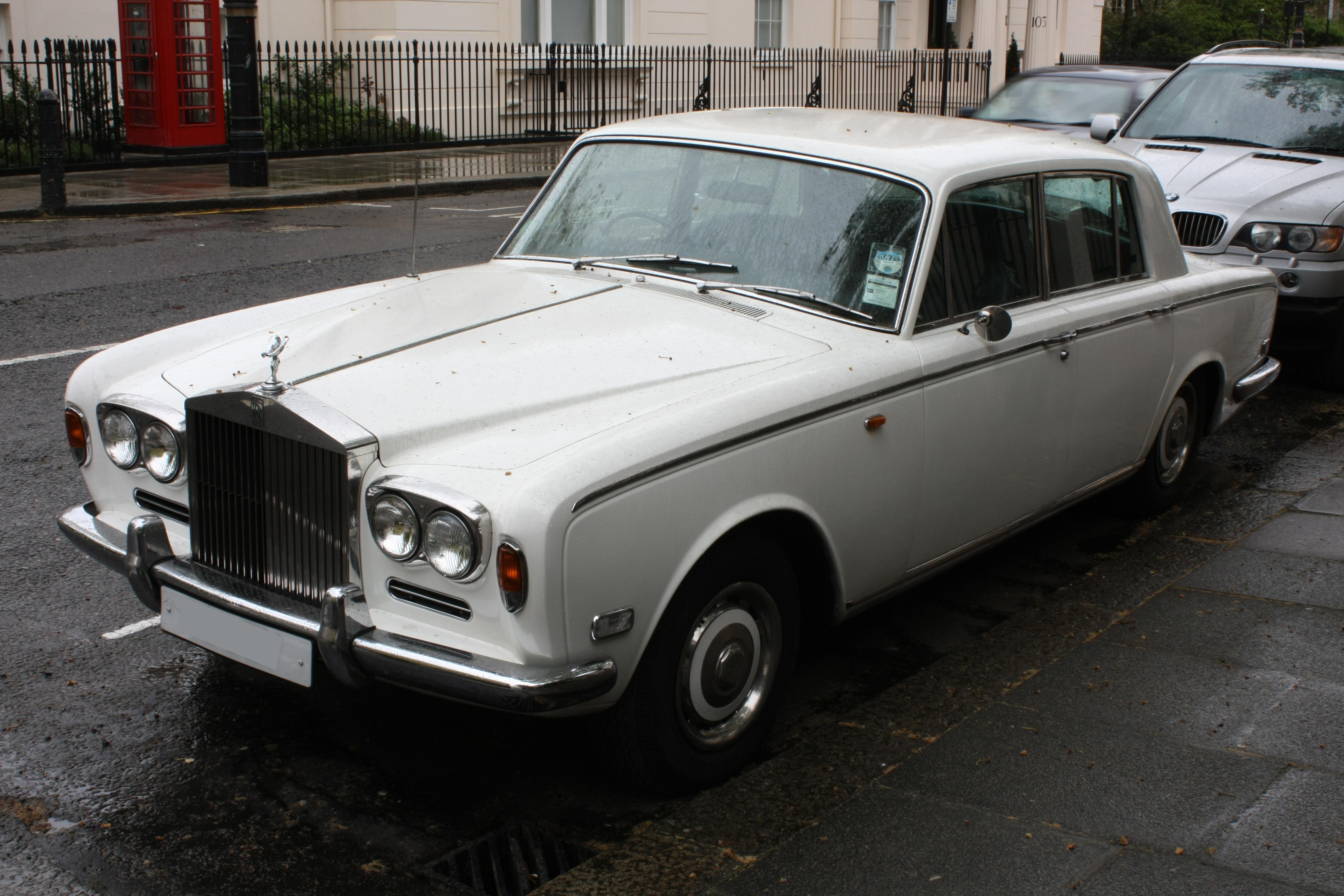 Rolls-Royce Silver Shadow 1965 - 1980 Sedan #7