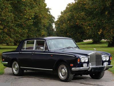 Rolls-Royce Silver Shadow 1965 - 1980 Sedan #6