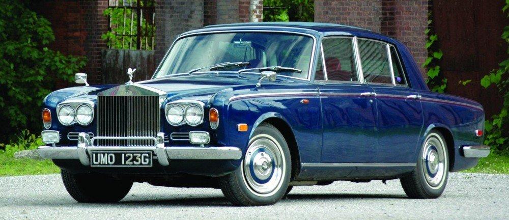 Rolls-Royce Silver Shadow 1965 - 1980 Sedan #5