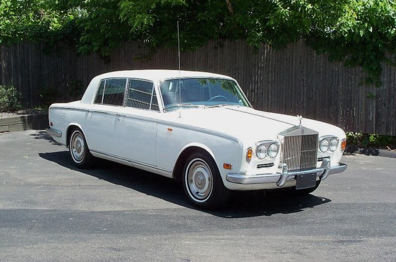 Rolls-Royce Silver Shadow 1965 - 1980 Sedan #2