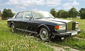 Rolls-Royce Silver Spur Mark IV 1995 - 1999 Sedan #8