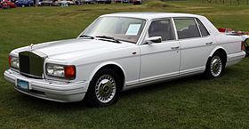 Rolls-Royce Silver Spur Mark IV 1995 - 1999 Sedan #6