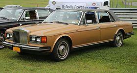 Rolls-Royce Silver Spur Mark IV 1995 - 1999 Sedan #2