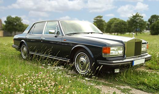 Rolls-Royce Silver Spur Mark I 1980 - 1989 Sedan #5