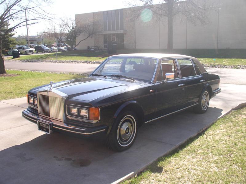 Rolls-Royce Silver Spur Mark I 1980 - 1989 Sedan #7