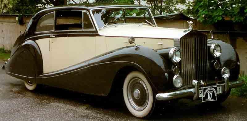 Rolls-Royce Silver Wraith 1946 - 1959 Sedan #1