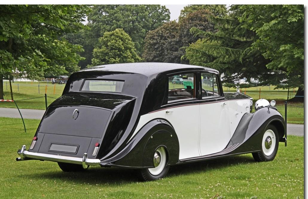 Rolls-Royce Silver Wraith 1946 - 1959 Sedan #3