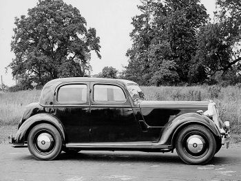 Rover 14 I 1933 - 1948 Sedan #4