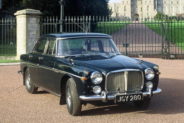 Rover 14 I 1933 - 1948 Sedan #2