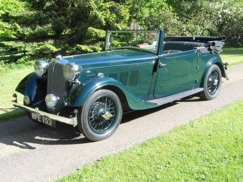 Rover 14 I 1933 - 1948 Sedan #3